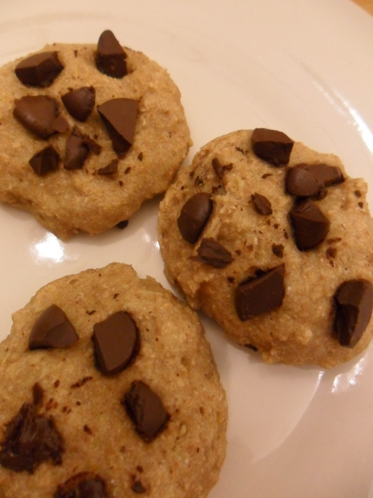 Chocolate-Chip Healthies
